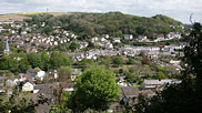 View of Braunton from West Hill, 2005