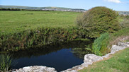 The Great Sluice on Braunton Marshes 2007